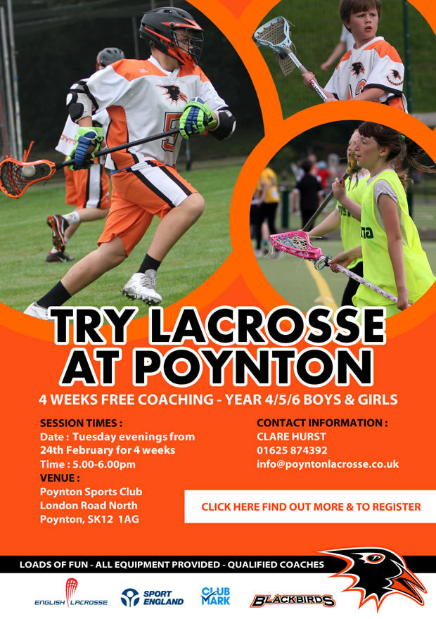 Lacrosse Tryout Sessions